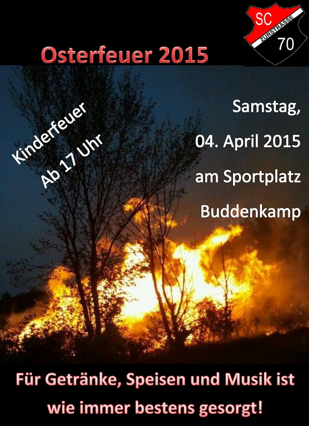 2015 Osterfeuer